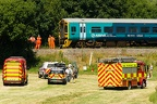 1J11 farm crossing incident, 16/07/2013