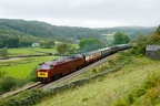 "Pathfinder Tours' ""The Western Slater"" Didcot to Blaenau Ffestinog"