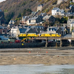 97303 + 97304, Barmouth Bridge