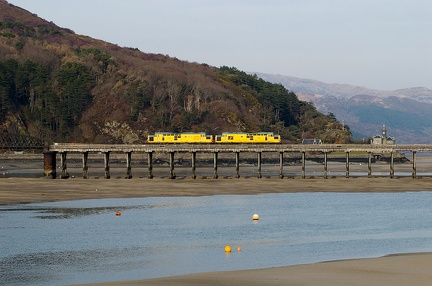 97303+304, Barmouth bridge