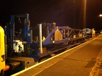Balfour Beatty track relaying train