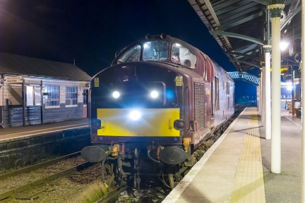 37668, ERTMS tests, Machynlleth