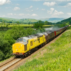 "Steam Dreams' 1Z45 08:31 Paddington to Pwllheli ""The Cambrian Coast Express"""