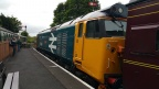 50049 at Bridgnorth
