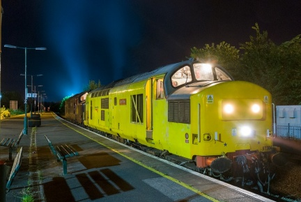 97304, Welshpool, ERTMS trials