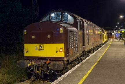 37669, Welshpool, ERTMS trials