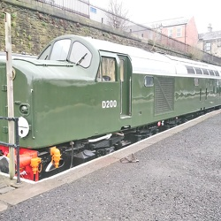 40s at 60, East Lancashire Railway 14th April 2018