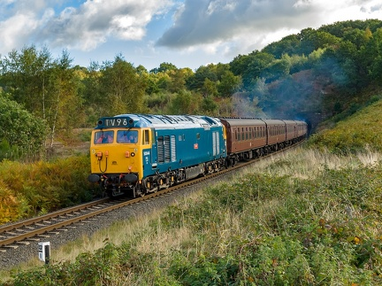 50044, Droppingwells Farm, 1st October 2018