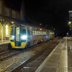 Arriva Trains Wales' last day