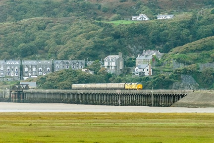 97303, 97304, 1Z39, Barmouth bridge